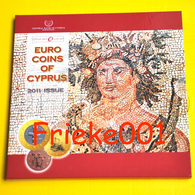 Cyprus - Chypre - Officiële BU Set 2011. - Chypre