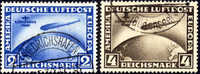 Germany C38-39 SUPERB Used Airmails From 1930 - Poste Aérienne