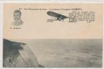 LES PIONNIERS DE L´AIR L´AVIATEUR FRANCAIS BLERIOT - Airmen, Fliers