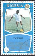 Pays : 346,1 (Nigeria : Fédération Indépendante)  Yvert Et Tellier N° :  249 (o) - Nigeria (1961-...)