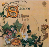 * LP *  MAGNA CARTA - SEASONS (USA 1970 Ex!!!) - Country En Folk