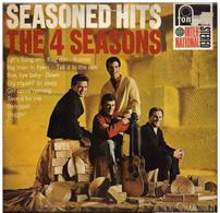 * LP *  THE FOUR SEASONS - SEASONED HITS (Holland 1967 Very Rare!!!) - Limitierte Auflagen
