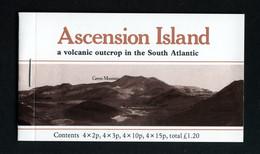ASCENSION - 1981 LANDSCAPE BOOKLET VERY FINE SG SB3 MNH ** - Ascension (Ile De L')