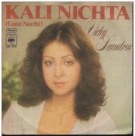 """* 7"""" *  VICKY LEANDROS - KALI NICHTA (GUTE NACHT)(Holland 1977 Ex-!!!) - Disco, Pop"""