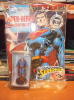 SUPERMAN - FIGURINE + FASCICULE - COLLECTION SUPER-HEROS - DC COMICS - EAGLEMOSS - Superman