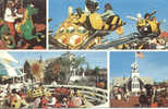 USA Santa Clara CA / Marriott's Great America - Cartes Postales