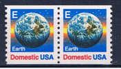 US+ 1988 Mi 1973C Mnh (Paar) - Unused Stamps