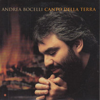ANDREA BOCELLI  CANTO DELLA  TERRA Cd Single - Musique & Instruments