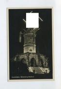 1935 Saarbefreiung 3. Reich Sonderkarte Winterbergdenkmal Unterm Hakenkreuz Mit 6 Pfg Saarheimkehr Mi  566 - Briefe U. Dokumente