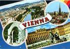 X VIAGGIATA WIEN VIENNA VIENNE - Vienna