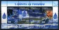 TURQUIA TURKEY 2009 / PROTECCIÓN DEL AGUA Water Conservation / Do23 - Protección Del Medio Ambiente Y Del Clima