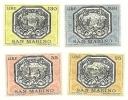 1972 - 851/54 Allegorie^ - San Marino