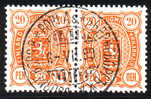 1889 - Finland, Mi. No. 30 - Usati