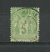 1876 -   59 I France Canc - 1876-1878 Sage (Type I)
