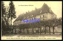 Lure - Lot 6 CPA  - Sous Préfecture - Eglise- Pont Ognon Et Quartier De Cavalerie - Coin Pittoresque -Lac -Place Eglise - Lure