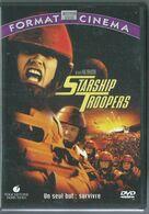 Dvd Starship Troopers - Ciencia Ficción Y Fantasía