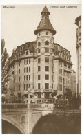 Bucuresti Palatul Liga Culturala Tramway , Tram - Romania
