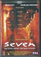 Dvd Seven - Policiers
