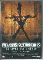 Dvd Blair Witch 2 Le Livre Des Ombres - Horror