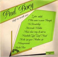 * LP *  PAUL BOEY -  VAN-BUITEN-LEER-LIEDJES - Humor, Cabaret