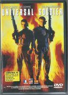 Dvd Universal Soldier - Ciencia Ficción Y Fantasía