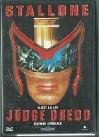 Dvd Judge Dredd - Science-Fiction & Fantasy