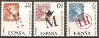 ESPAÑA 1967 - DIA DEL SELLO - Edifil Nº 1798-1800 - Yvert 1451-1453 - 1931-Hoy: 2ª República - ... Juan Carlos I