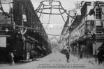 Les Fêtes Des 14, 15 Et 16 Aout 1909, Les Décorations De La Rue De La République - Besancon