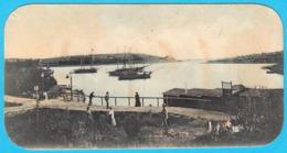 LUSSINPICCOLO ( Mali Losinj ) - Porto Cigale ( Croatia ) * Not Travelled * Postcard Is Damaged (  See Description ) - Croazia