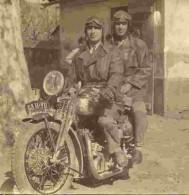 Photos MOTO ANCIENNE NEW MAP + Récit Voyage Raid 1931 - Sollies Pont Moto Club Cuersois - Automobile