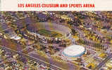 California Los Angeles  L A Cloiseum And Sports Arena - Los Angeles