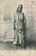 Type Afrique Du Nord ;  Juive ? Envoi à La Comtesse De Monneville Angers - Unclassified