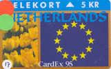 Denmark ECU NETHERLANDS (17) PIECES ET MONNAIES MONNAIE COINS MONEY PRIVE 1000 EX * CARDEX - Postzegels & Munten