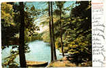 PHILADELPHIA PA - Wissahickon Creek Fairmount Park - Udb - 1907 - Philadelphia