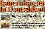 Architektur Bauernhäuser Geschenk-Buch Edition Deutschland Plus 4xSet **/o 57€ Schwarzwald Sachsen Holstein Book Germany - Loisirs Créatifs