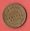 MONNAIE DE NECESSITE   FIRM GRINNELL  GENERAL STORE  ELWOOD.IND.  /  GOOD FOR 5 C INTRADE - Monétaires/De Nécessité