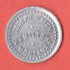 """MONNAIE DE NECESSITE  """"JOSEPH HAIGEN  HAMILTON """"   MONTANA  /  GOOD FOR 10c IN TRADE - Monétaires/De Nécessité"""
