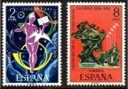 ESPAÑA 1974  CENTENARIO DE LA UNION POSTAL U.P.U. - EDIFIL Nº 2211-2212 - Yvert 1866-1867 - 1931-Hoy: 2ª República - ... Juan Carlos I