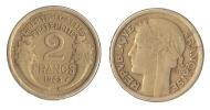 ** 2 FRANCS 1933 MORLON  ETAT TTB- **2F319 ** - France