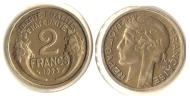 ** 2 FRANCS 1933 MORLON  ETAT TTB **2F320 ** - France