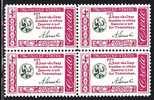U.S. 1143 X 4  **  CREDO - Unused Stamps