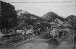 Intérieur De La Gare Après Le Départ Des Allemands - Charleville