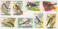Hungary-1961 Birds MNH - Birds
