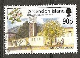 Ascension Isl. Scott # 282,811 Mint No Gum & Used. Commemorative Stamps 1981-2002 - Ascension (Ile De L')