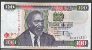 KENYA.  : 100  Schillings - 2006 - P42 - UNC - Kenya