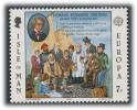 Isle Of Man 1980 Mi 164 YT 157 ** Thomas Edward Brown (1830-1897) Manx Poet, Scholar /  Dichter Und Gelehrter - Schrijvers