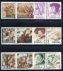 ESPAÑA 1978 - CENTENARIOS PINTORES - Edifil Nº 2460-68 - Yvert 2105-2113 - Rubens