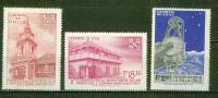 Union Postale Des Amériques - CHILI - Eglise Saint François - Ancien Batiment Postal - Observatoire De La Silla - Chile