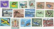 Jamaica-1964 Definitives   MNH - Jamaique (1962-...)