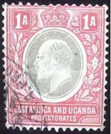 Pays :   9,2 (Afrique Orientale Britannique & Ouganda) Yvert Et Tellier N° : 109 (o) - Kenya, Uganda & Tanganyika